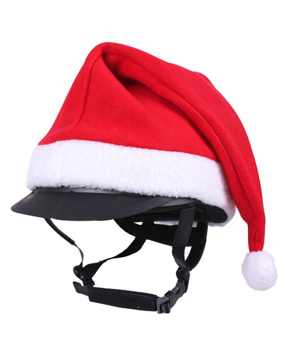 QHP Christmas helmet cover