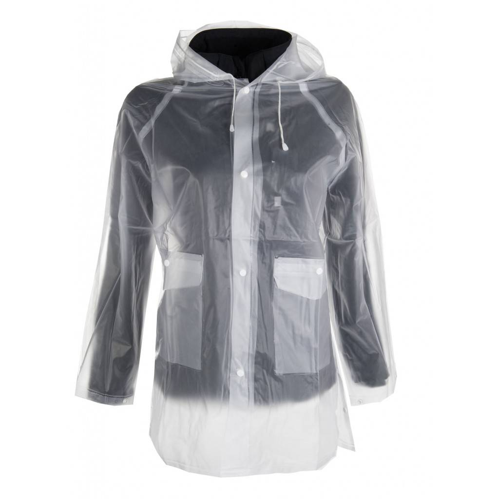 HKM Transparent Raincoat