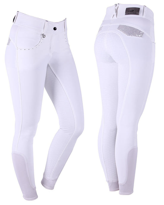 QHP Elena Full Seat Breeches with Anti-Slip Seat