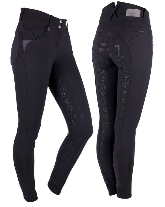 QHP Noa Anti-Slip Full Seat Breeches