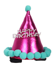 QHP Fun Birthday Hat for your Horse
