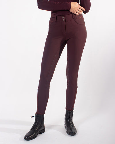 QHP Diamond Anti-Slip Full Seat Breeches