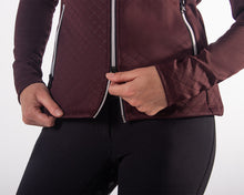 QHP Diamond Sweat Jacket