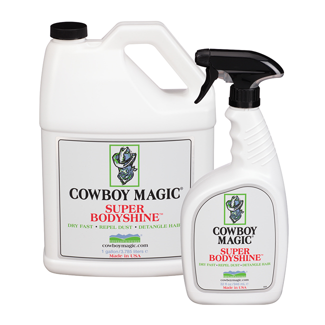 Cowboy Magic  Super Body Shine - 32oz