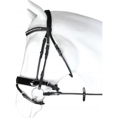 Horka Favorit Rolled Bridle