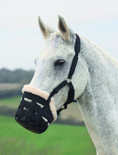 Shires Fleece Lined Grazing Muzzle