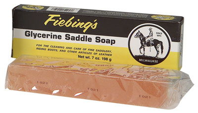 Glycerine Saddle Soap -7oz