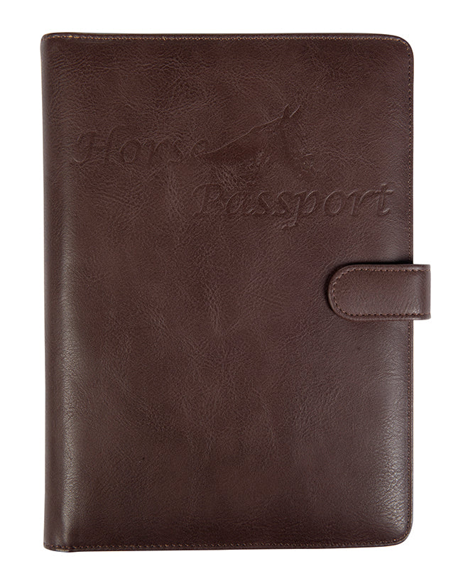 HKM Horse Passport Holder