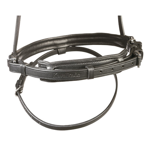 Kavalkade Crank Noseband with Flash