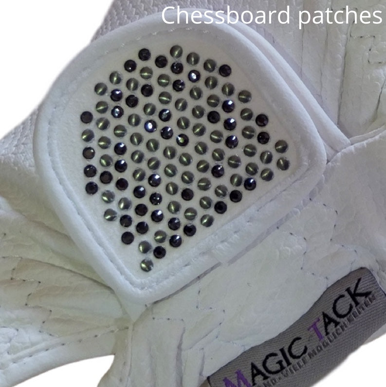 Hauke Schmidt Touch of Magic Tack Gloves Patches