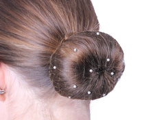 QHP Hair net Invisible Pearl