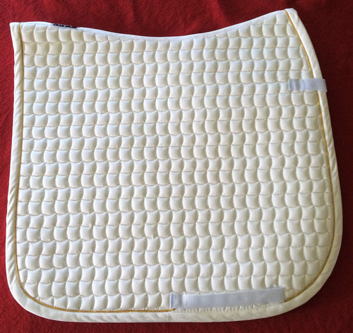 Eskadron Cotton Dressage Pad with Cording
