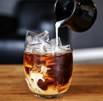 Summer treat: Cold Brew, Iced Coffee