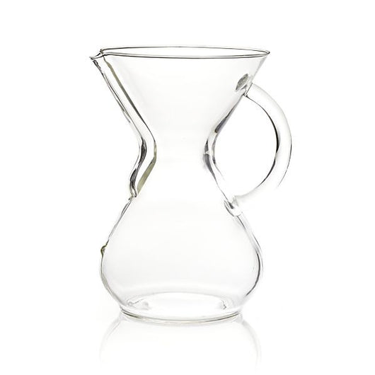 Rethink Glass Handle Chemex Coffee Maker - 6 cup