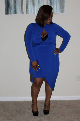 The Destiny Dress ~ Curvy Chicks