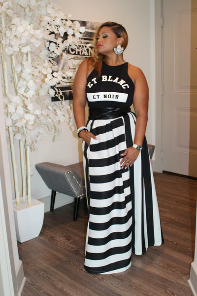 The Bria Maxi Skirt