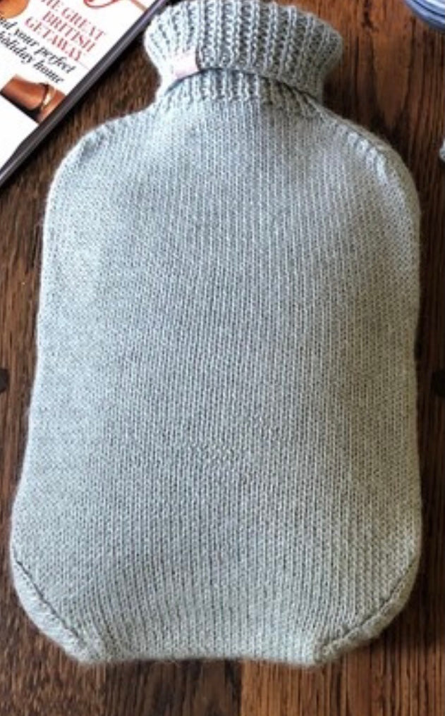 Hot Water Bottle & Cover - SHED Chetwyn Farms