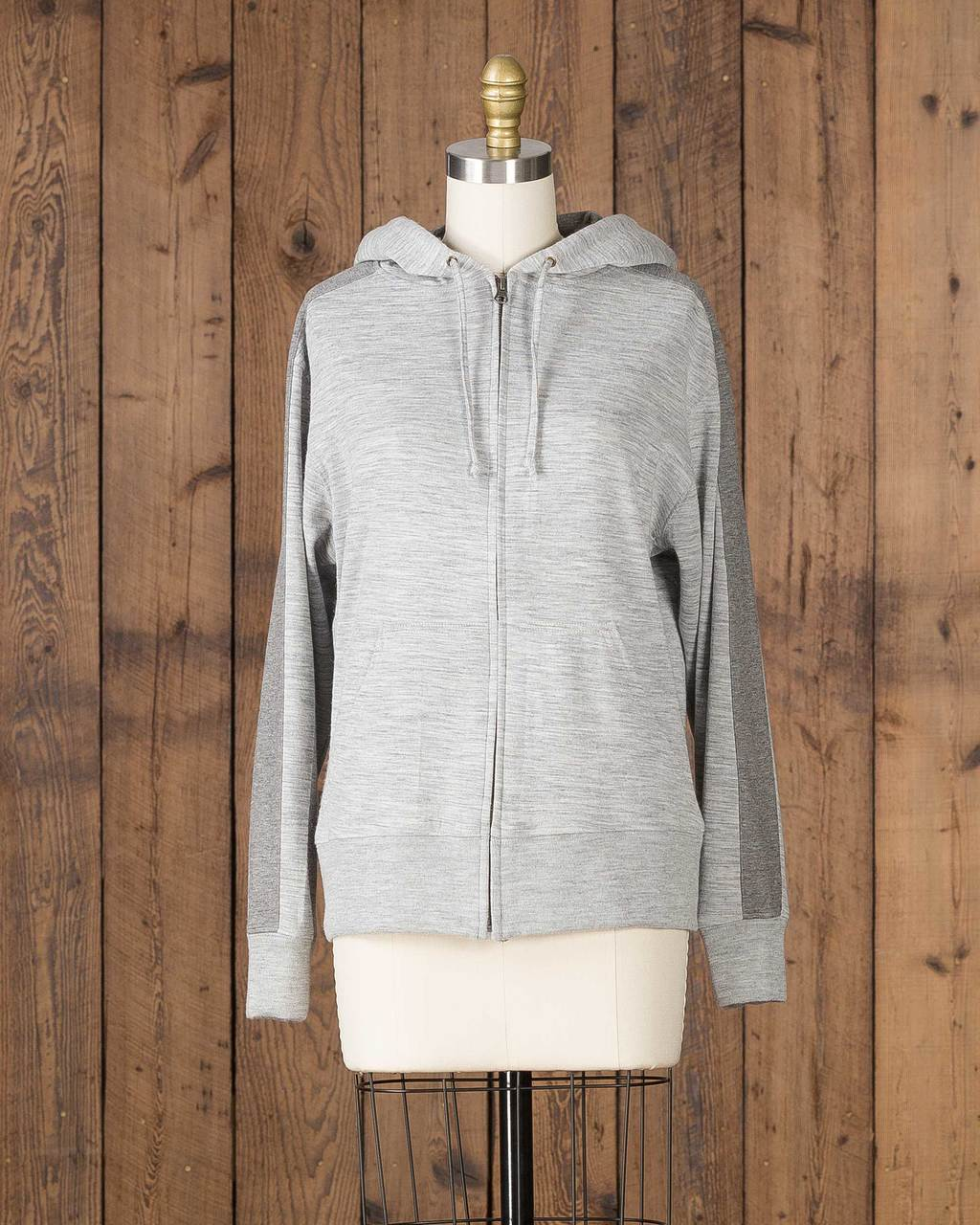 "Hoody Sweater - The ""Hallowell"" Classic Hoody - SHED Chetwyn Farms"