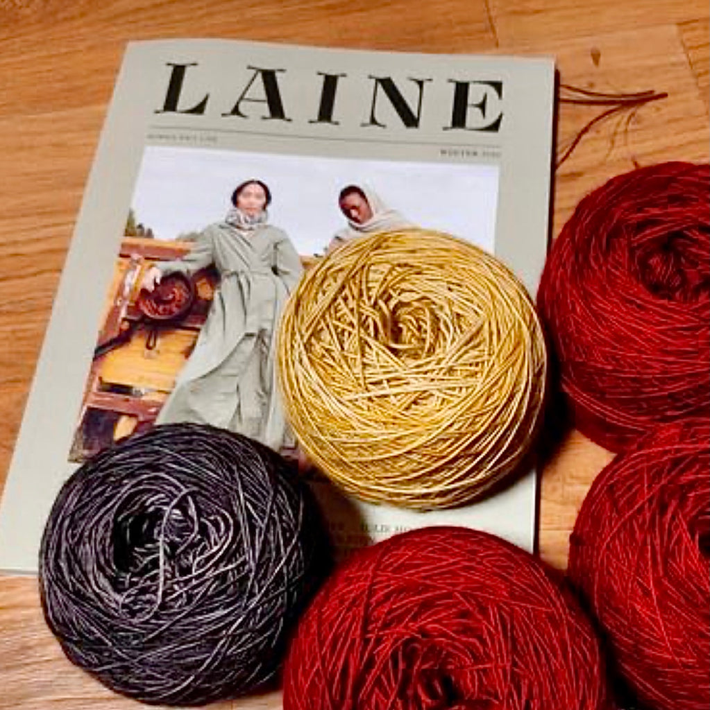 LAINE Magazine Winter 2020 Issue
