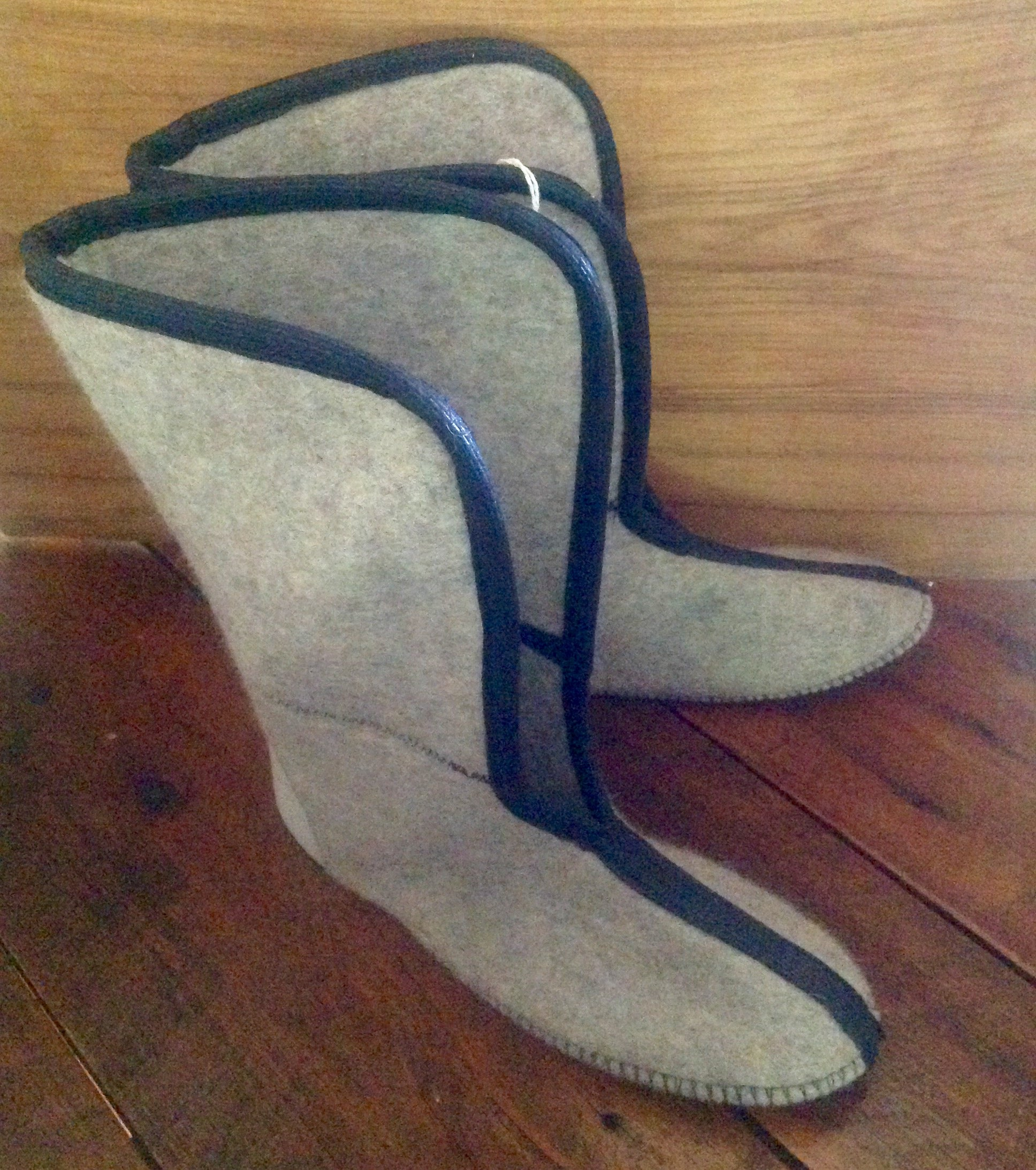 Inserts - Felted Boot