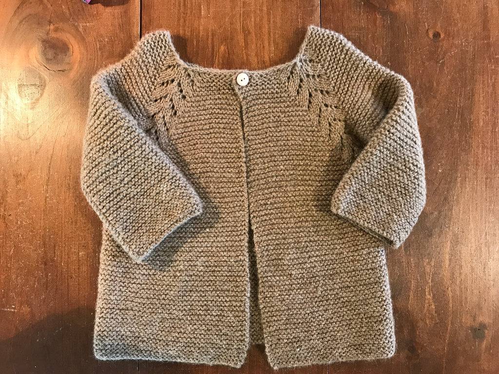 "Sweater - the ""Vixen"" child's sweater"