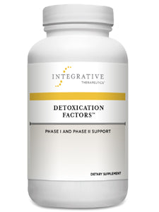 Detoxication Factors | Liver Detoxification 120 Capsules