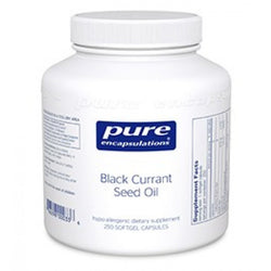 Black Currant Seed Oil 250 mg