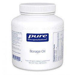 Borage Oil 180 gels
