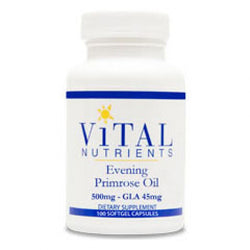 Evening Primrose Oil 500 mg 250 Gels