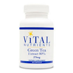 Green Tea Extract 275 mg