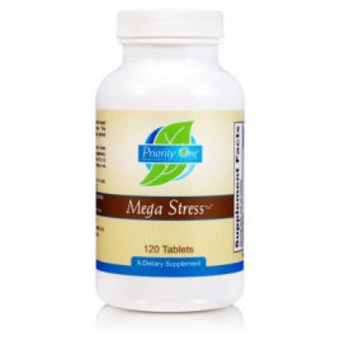 Mega Stress 120 Tablets