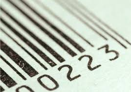 Tyvek Brillion thermal transfer bar codes