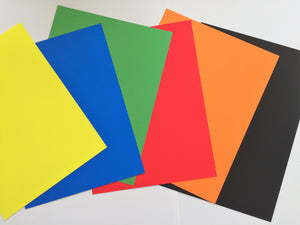KernowPrint PRO in vivid colors for laser printing