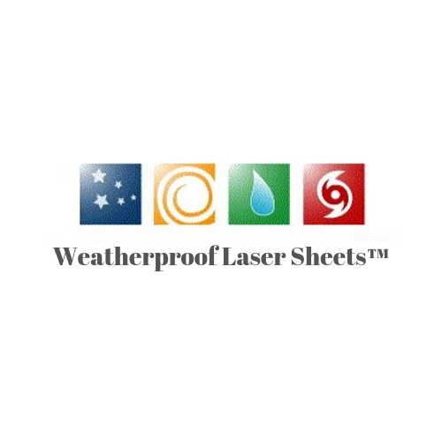 Weatherproof Laser Sheets - 8.5