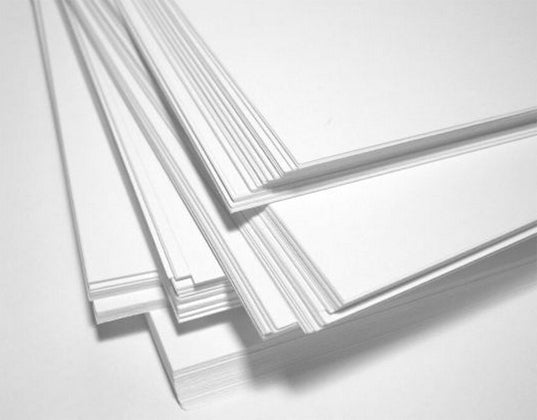 papertyger laminated paper sheets