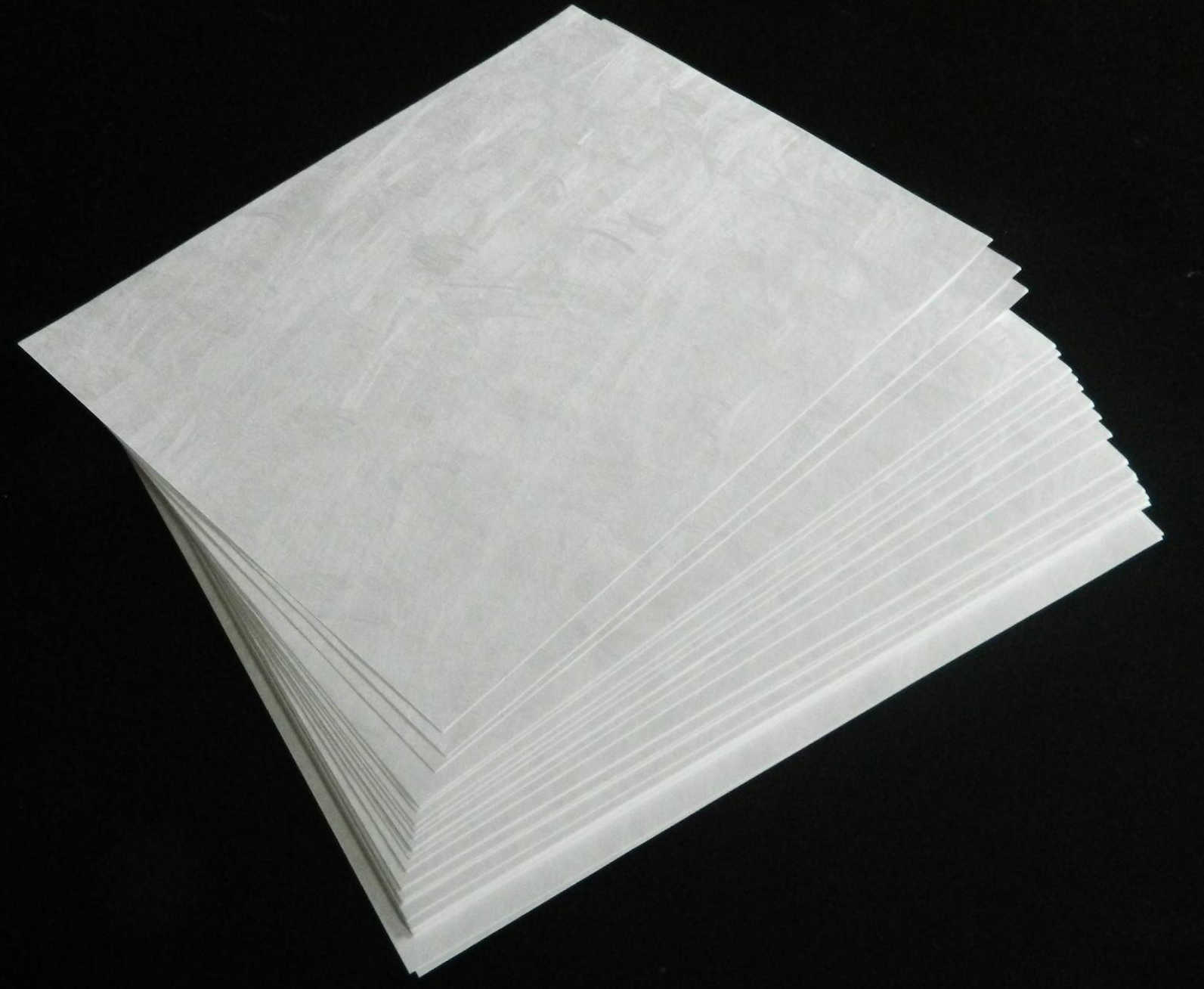 TYVEK Paper 25 Large Sheets 11.5 by 14.5 Craft Paper Thin Waterproof