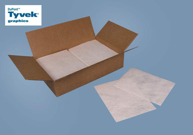 "Tyvek®Sheets 25""x 38"" - uncoated"
