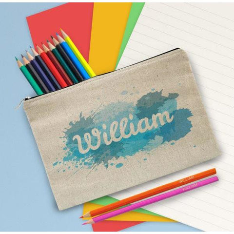Splash Pencil Case