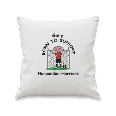Born to Support Cushion Cover