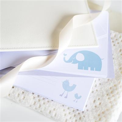 Personalised Baby Record Book