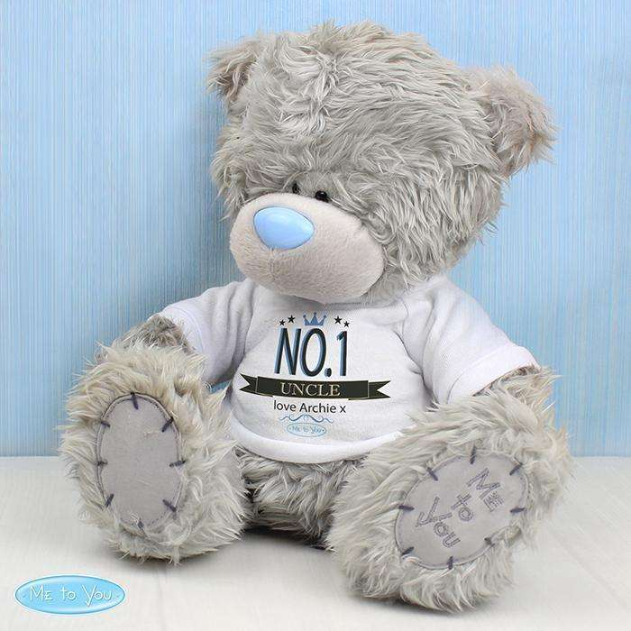 Personalised Me To You Bear T-Shirt
