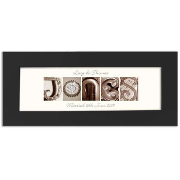 Personalised Affection Art Any Message