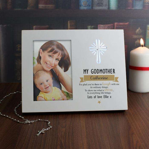 Personalised 4 x 6 Light Up Frame