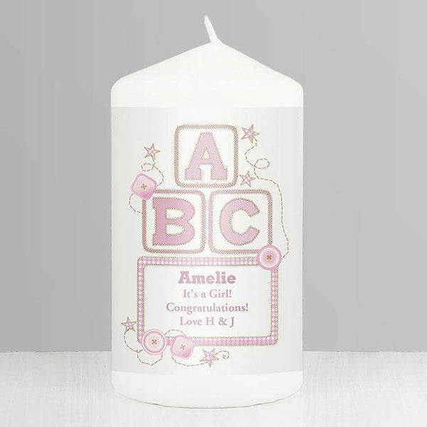 Personalised ABC Design Gift