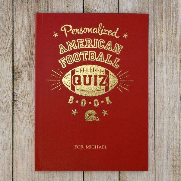 American Football Quiz Book