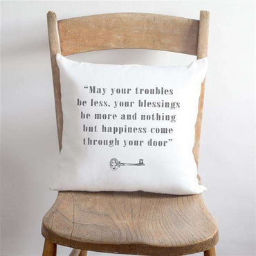 Blessing Be More Cushion