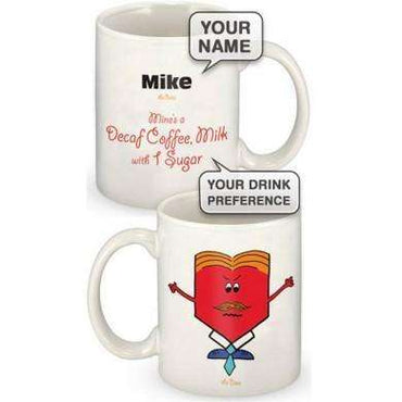 Personalised Boss Mug - Male