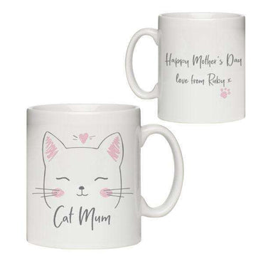 Cat or Dog Mum Mug