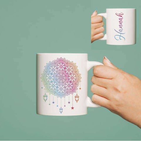 Dream Catcher Personalised Mug