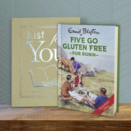 Five go Gluten Free: A Personalised Enid Blyton Book